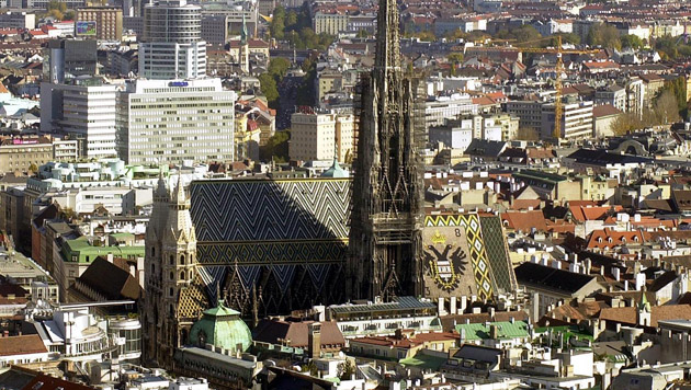 """Wien bald kein """"Weltkulturerbe"""" mehr? (Bild: APA/ROLAND SCHLAGER (Symbolbild))"""
