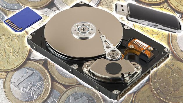 Festplattensteuer: Alles, was Sie wissen müssen (Bild: thinkstockphotos.de)