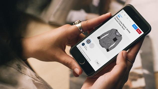 Fotodienst Pinterest führt Kauf-Button ein (Bild: Pinterest)