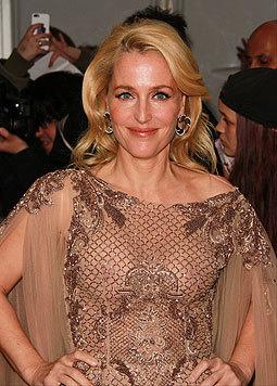 Die 46-Jährige kam zu den Glamour Women Of The Year Awards mit einem Kleid, das viel zeigte. (Bild: Viennareport)
