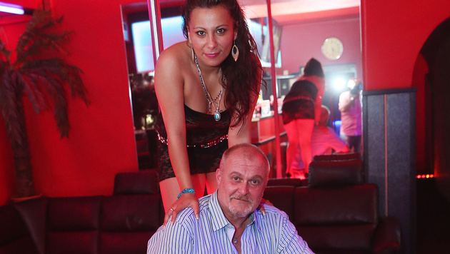 Liebe im Bordell: Prostituierte heiratet Million�r (Bild: Peter Tomschi)