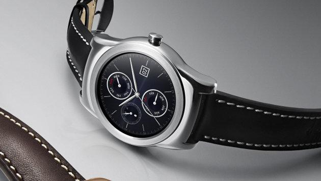 Smartwatches haben Schweizer Uhren überholt (Bild: LG)