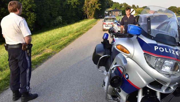Vier Verletzte bei Amoklauf in der Steiermark (Bild: Richard Heintz)