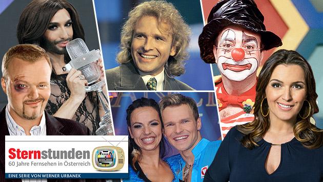 """krone.at sucht Ihre persönlichen """"Sternstunden""""! (Bild: CHRIS KOLLER, Ali Schafler, Milenko Badzic, ORF)"""