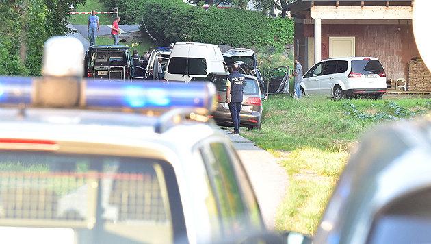 Familie mit Keule attackiert: Opfer traumatisiert (Bild: Ricardo Heintz Graz)