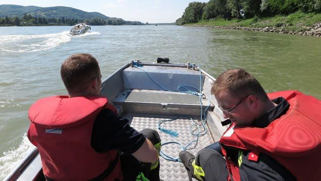 NÖ: 18-jähriger Flüchtling in der Donau ertrunken (Bild: UNBEKANNT)