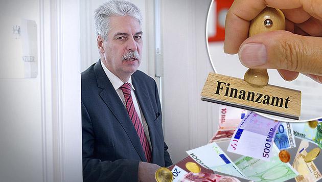 Schelling holt sich 500 Steuerfahnder (Bild: APA/GEORG HOCHMUTH, thinkstockphotos.de)