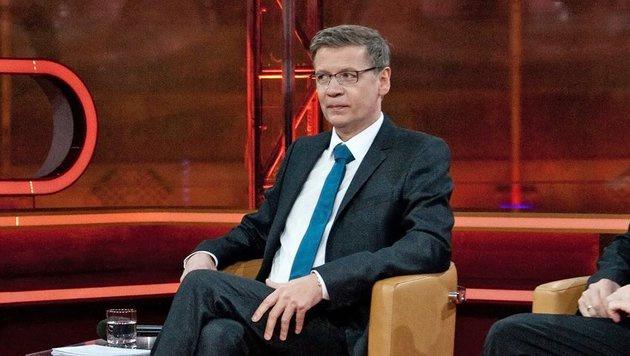 Günther Jauch hört bei der ARD auf (Bild: dpa-Zentralbild/Robert Schlesinger)