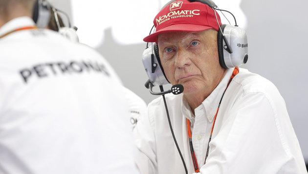 """Niki Lauda verspricht: """"Formel 1 wird attraktiver"""" (Bild: APA/EPA/VALDRIN XHEMAJ)"""