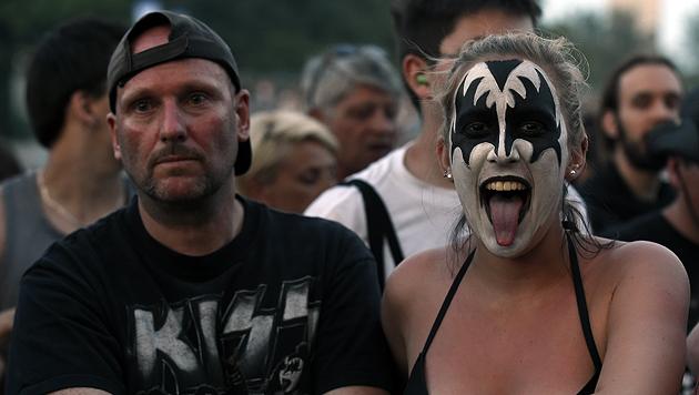 Rock in Vienna 2015 (Bild: APA/EPA/Herbert P. Oczeret)