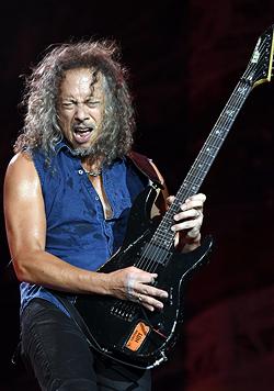 Metallica (Bild: APA/EPA/Herbert P. Oczeret)