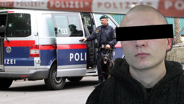 29-Jähriger auch in Schweden unter Mordverdacht (Bild: BPD Wien, Andi Schiel)