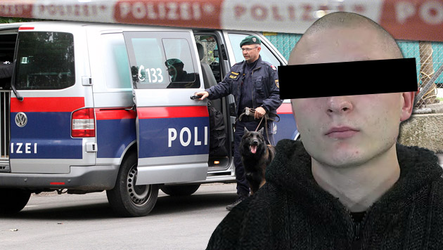 Die Psyche des Doppelmörders (Bild: BPD Wien, Andi Schiel)