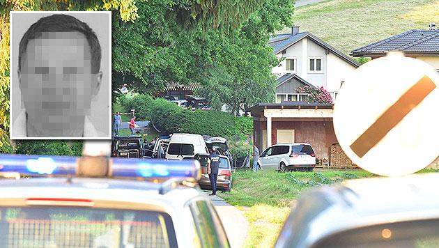 Familie mit Keule attackiert: Opfer traumatisiert (Bild: Ricardo, Polizei)