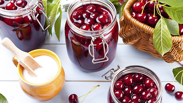 Sommerzeit ist Kirschenzeit - Tipps und Infos! (Bild: thinkstockphotos.de)