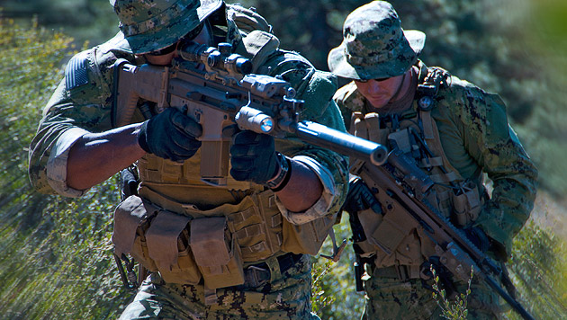 "US-Navy-SEALs wollen Waffen ""made in Austria"" (Bild: sealswcc.com)"