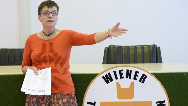 WTV-Präsidentin Madeleine Petrovic (Bild: APA/Robert Jaeger)