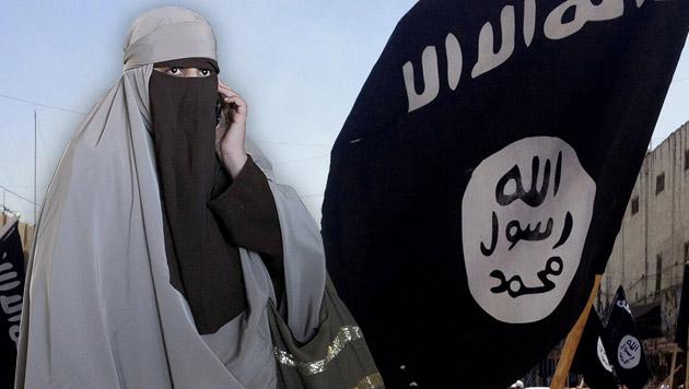 59 Frauen  aus Österreich wollten in den Dschihad (Bild: EMMA FOSTER/EPA/picturedesk.com, AP)