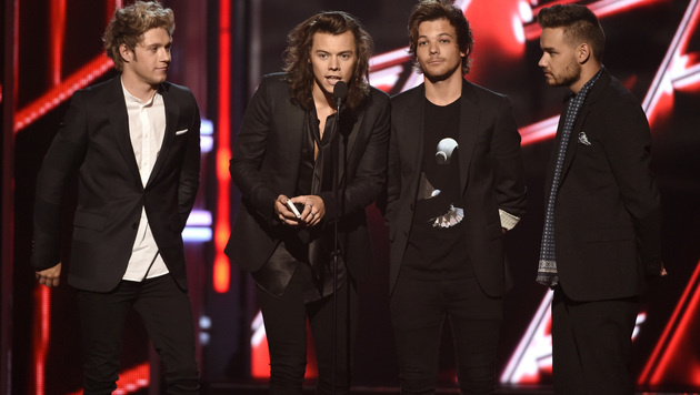 One Direction (Bild: Chris Pizzello/AP/Invision)