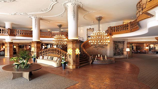 Interalpen-Hotel Tyrol (Bild: interalpen.com)