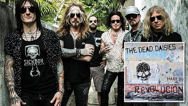 The Dead Daisies holen Classic Rock aus dem Koma (Bild: Katarina Benzova)