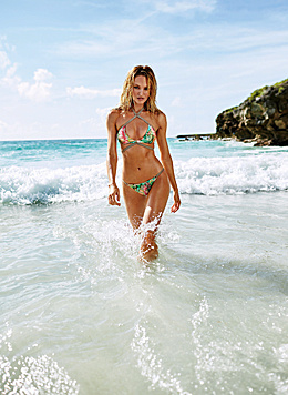 Candice Swanepoel für Victoria's Secret (Bild: Victoria's Secret)