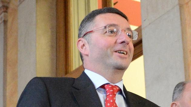Jörg Leichtfried (Bild: APA/Helmut Fohringer)