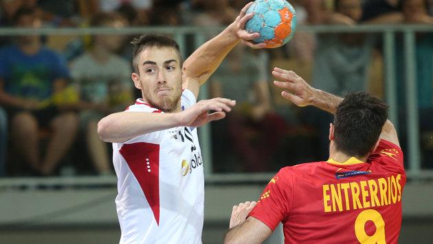 24:30 vs. Spanien! Handball-Team verpasst die EM (Bild: GEPA)