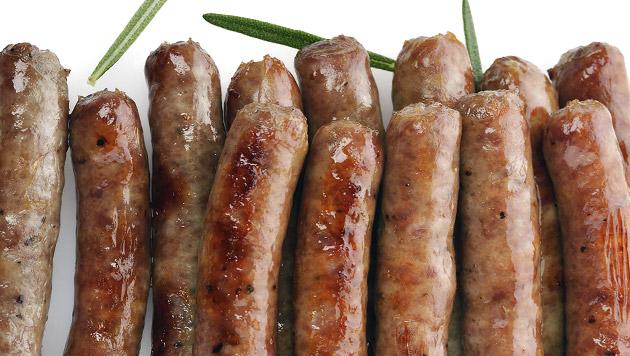 AK: Viel Fett und Salz in fleischlosen Wurstwaren (Bild: thinkstockphotos.de)