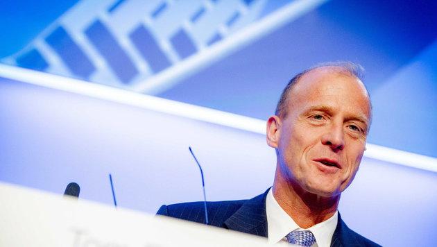 Thomas Enders ist seit 2012 Vorstandsvorsitzender der Airbus Group. (Bild: EPA/ROBIN VAN LONKHUIJSEN)
