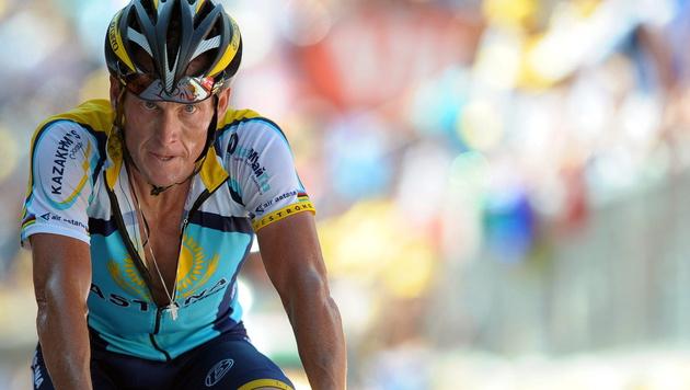 "Armstrong vor Ruin? ""Habe keine 100 Millionen"" (Bild: APA/EPA/CHRISTOPHE KARABA)"