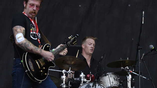 Eagles of Death Metal (Bild: APA/Herbert P. Oczeret)