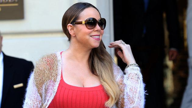 Mariah Carey soll für ein Computer-Game werben. (Bild: Viennareport)