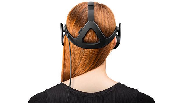 Oculus Rift: Finale Version der VR-Brille enthüllt (Bild: Oculus VR)