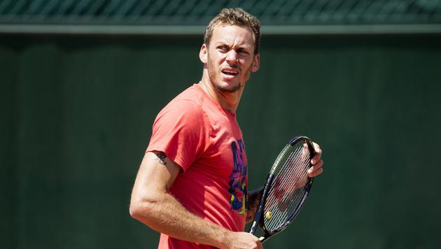 Haider-Maurer muss fix für Australian Open passen (Bild: GEPA)