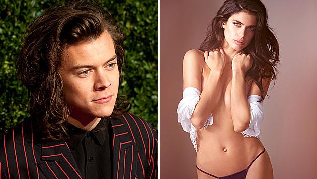 Harry Styles soll sich Sara Sampaio geangelt haben. (Bild: APA/EPA/WILL OLIVER, Viennareport)