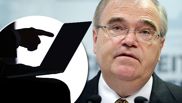 Justizminister Brandstetter (Bild: APA/dpa/Ralf Hirschberger, APA/GEORG HOCHMUTH)