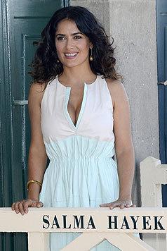 Salma Hayek wurde am 2. September 1966 in der mexikanischen Provinzstadt Coatzacalcos geboren. (Bild: EPA)