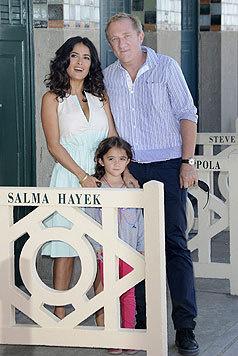 Salma Hayeks Tochter Valentina Paloma Pinault kam 2007 zur Welt. (Bild: EPA)