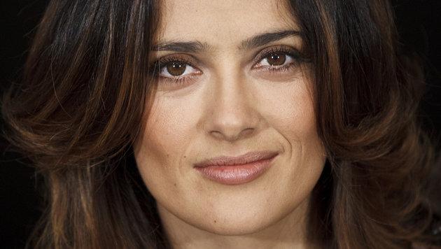 """Berühmt wurde Salma Hayek mit den Filmen """"Desperado"""", """"Frida"""" und """"From Dusk Till Dawn"""". (Bild: (c) AP)"""