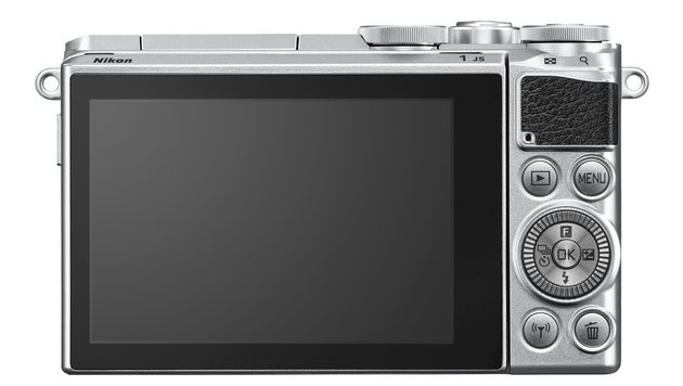 Nikon 1 J5: Selfie-Display, 4K-Videos und NFC (Bild: Nikon)