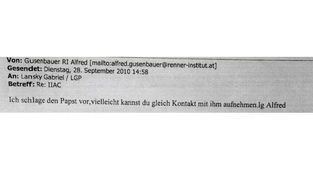 """Das Geschäftsmodell """"Kanzler außer Dienst"""" (Bild: """"Krone"""")"""