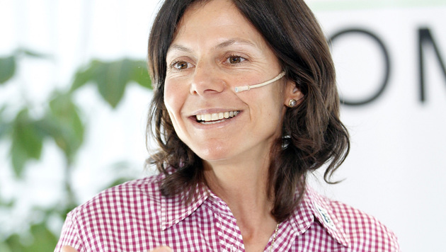Gerlinde Kaltenbrunner (Bild: APA/GEORG HOCHMUTH)