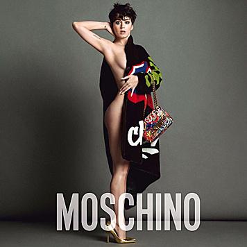 Katy Perry für Moschino (Bild: Viennareport)