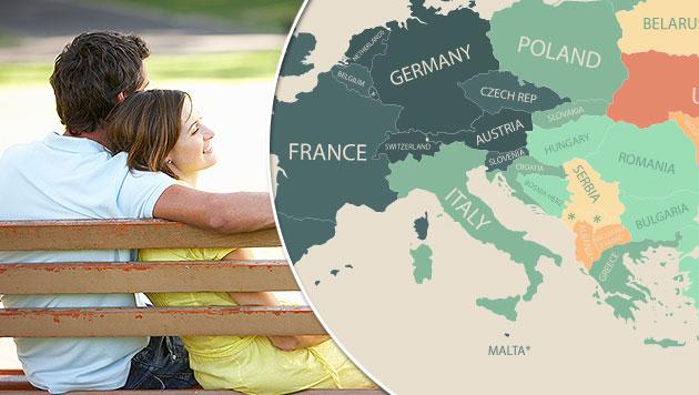 Lebensqualität: Österreich liegt auf dem 11. Platz (Bild: movehub.com, thinkstockphotos.de)