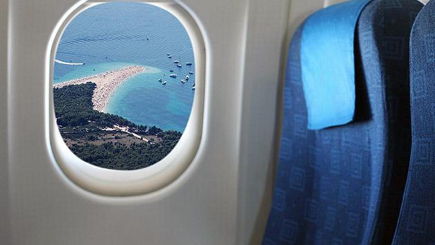 Wie Sie sich die besten Plätze im Flieger sichern (Bild: thinkstockphotos.de)