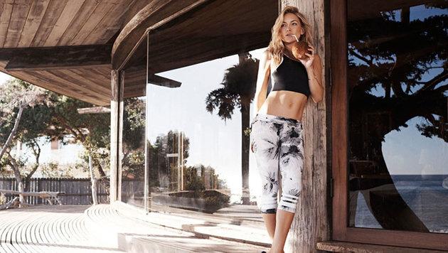 Kate Hudson  macht regelmäßig Sport. Zu ihren Favoriten gehören Pilates, Seilspringen und Aerobic. (Bild: Viennareport)