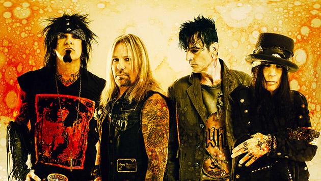 Mötley Crüe: Der Abgesang einer Rock-Legende (Bild: Paul Brown)