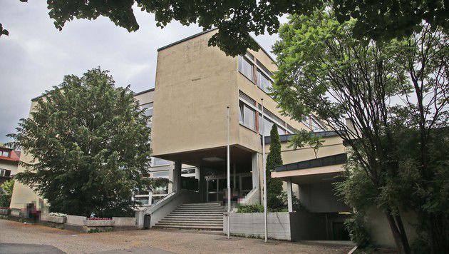 Diese Schule besuchte die 14-Jährige. (Bild: Christof Birbaumer)