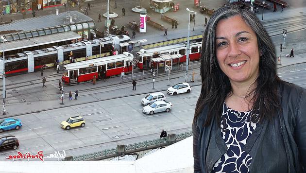Wien: So wird der neue Schwedenplatz gestaltet (Bild: Peter Tomschi)